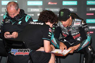 MotoGP Rnd Jerez Petronas Morbidelli GP AN