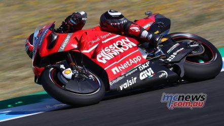 MotoGP Rnd Jerez Petrucci GP AN