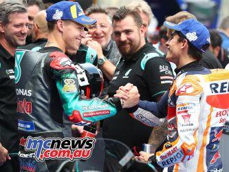 MotoGP Rnd Jerez QuartMarquez GP AN