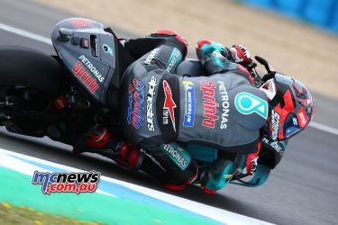 MotoGP Rnd Jerez Quartararo GP AN