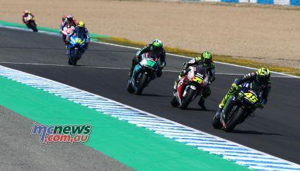 MotoGP Rnd Jerez Rossi GP AN