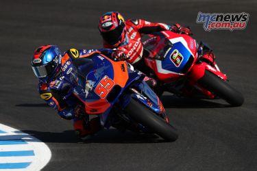 MotoGP Rnd Jerez Syahrin GP AN