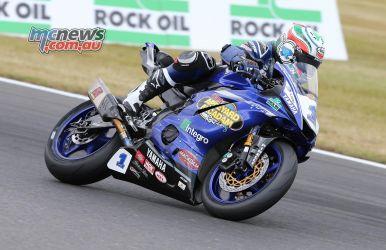 BSB Round Snetterton Supersport Jack Kennedy
