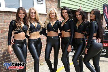 BSB Round Snetterton Z Girls