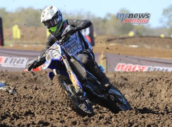 MX Nationals Moree Connor Tierney