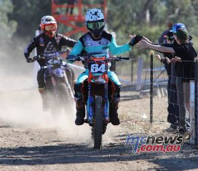 MX Nationals Moree Dylan Wills