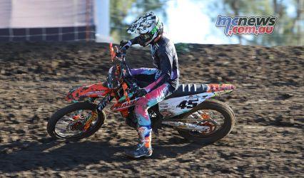 MX Nationals Moree Hayden Mellross b