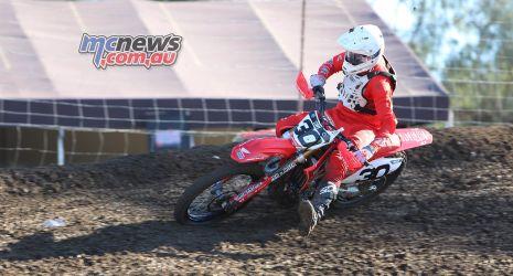 MX Nationals Moree Joel Wightman