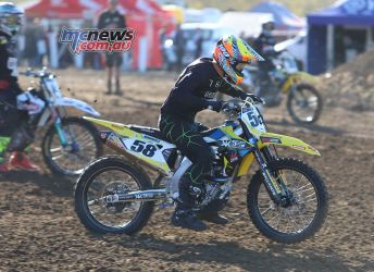 MX Nationals Moree Justin Rodbell