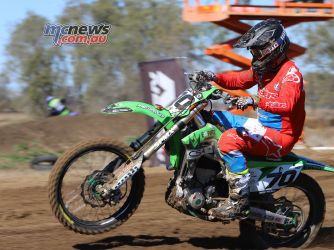 MX Nationals Moree Lawson Bopping