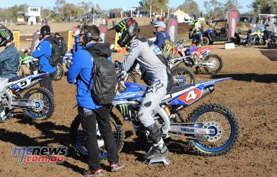 MX Nationals Moree Luke Clout