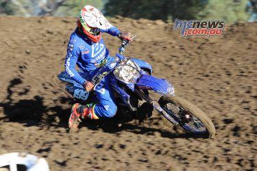 MX Nationals Moree Nathan Crawford