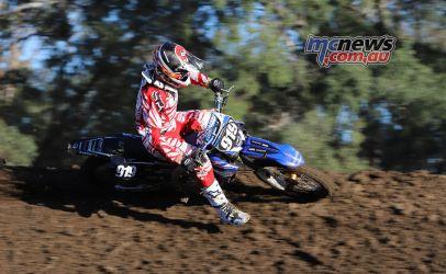 MX Nationals Moree Trent Loder