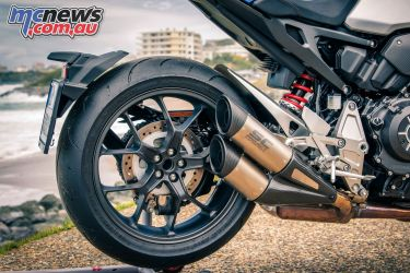 Wheels Waves Honda CBR Limited Edition