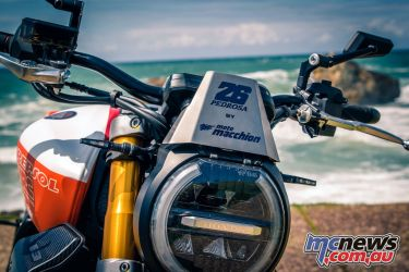 Wheels Waves Honda CBR Pedrosa Replica