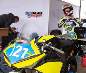 ASBK Rnd Morgan Park RbMotoLens Reece Oughtred in pits