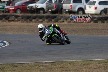 ASBK Rnd Morgan Park RbMotoLens SS Race Senna AGIUS