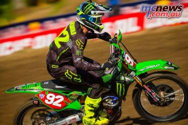 AMA MX Rnd Cianciarulo JK MX Ironman