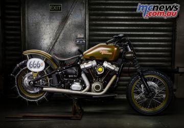 Battle of The Kings Harley Davidson AU NZ CAROUSEL Rolling Thunder