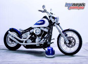 Battle of The Kings Harley Davidson AU NZ Morgan Wacker