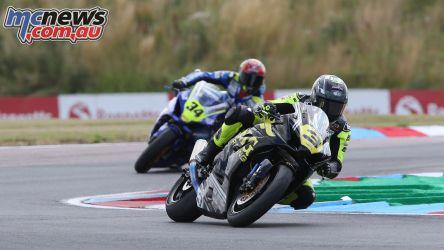 British Superbike BSB Rnd Thruxton Billy McConnell AUYA