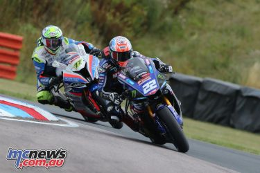British Superbike BSB Rnd Thruxton Jason O'Halloran AUYA