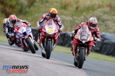 British Superbike BSB Rnd Thruxton Josh Brookes AUYA