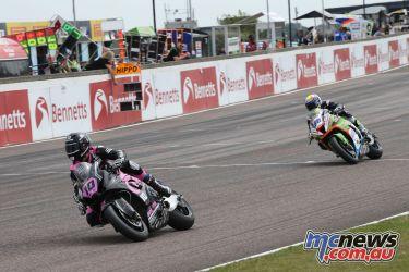 British Superbike BSB Rnd Thruxton Josh Elliott AROA