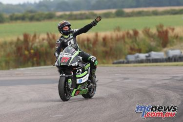 British Superbike BSB Rnd Thruxton Kyle Ryde AUYA