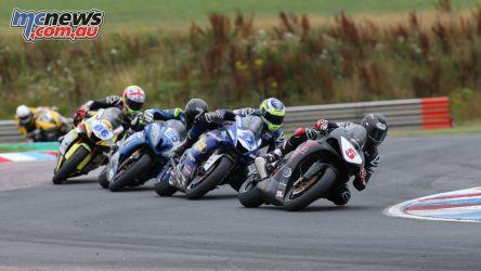 British Superbike BSB Rnd Thruxton Mason Law AUYA