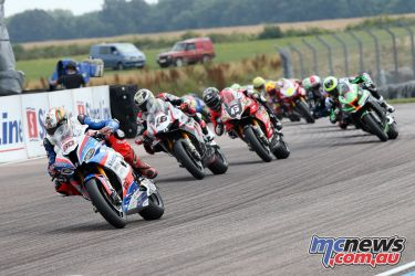 British Superbike BSB Rnd Thruxton Peter Hickman AROA
