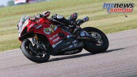 British Superbike BSB Rnd Thruxton Scott Redding AUYA
