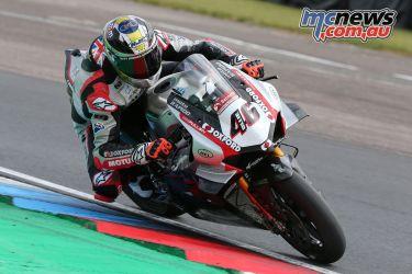 British Superbike BSB Rnd Thruxton Tommy Bridewell AUYA