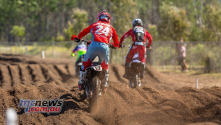 MX Nationals Coolum Ikap MX Metcalfe