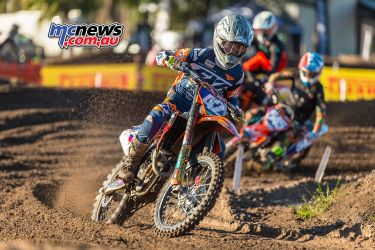 MX Nationals Coolum Ikap MXD Noah Ferguson