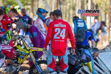 MX Nationals Coolum Ikap Metcalfe