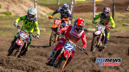 MX Nationals Coolum Ikap Rhys Budd MXD Ferguson