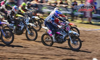 MX Nationals Rnd Coolum MX Start Todd