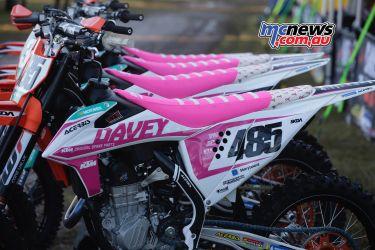 MX Nationals Rnd Coolum Davey KTM
