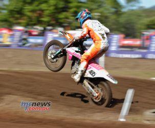 MX Nationals Rnd Coolum KTM