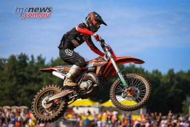 MXGP Rnd Belgium LAENGENFELDER SUN MOTOCROSS GP BEL