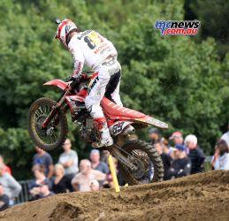 MXGP Rnd Belgium Pirelli MX VanHorebeek action