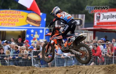 MXGP Rnd Belgium Pirelli MX EMX Hofer action