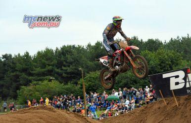 MXGP Rnd Belgium Pirelli MX EMX Rubini action