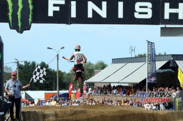 MXGP Rnd Belgium Pirelli MX Prado finish