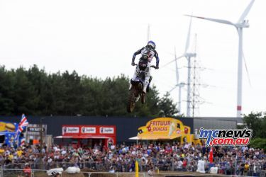 MXGP Rnd Belgium Pirelli MX Seewer action