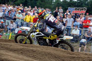 MXGP Rnd Belgium Pirelli MX Olsen action
