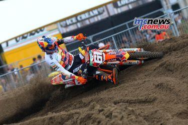 MXGP Rnd Belgium Pirelli Jorge Prado