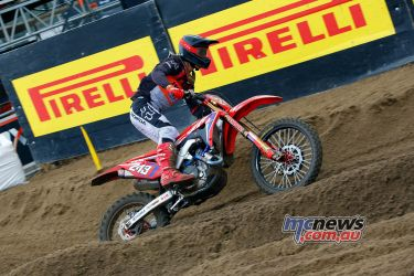 MXGP Rnd Belgium Pirelli Tim Gajser