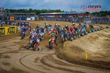 MXGP Rnd Belgium START EMX SAT MOTOCROSS GP BEL